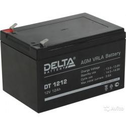 Аккумуляторная батарея 12 В, 12 А/ч