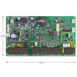 EVO-192 + клавиатура EVO-641 LCD Digiplex  Прибор приемно-контрольный охранный 192 зоны