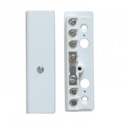 JB-701 Коробка коммутационная 5-контактная +2 tamper, полистирол.,цвет белый