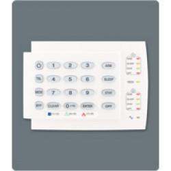 K10H/K10V 10-зонная проводная светодиодная клавиатура (горизонтальная и вертикальная)