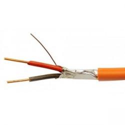 КПСЭнг(А)-FRLS 1х2х0,5 Кабель для систем ОПС и СОУЭ огнестойкий, не поддерживающий горения, экранированный