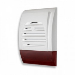 Октава-220В Оповещатель охранно-пожарный свето-звуковой