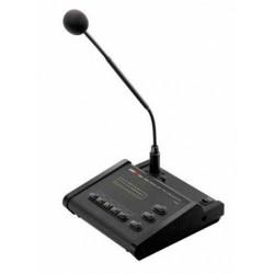 RM-05A Микрофонная панель на 5 зон для усилителей серии PAM и PCT, 120-16000 Гц