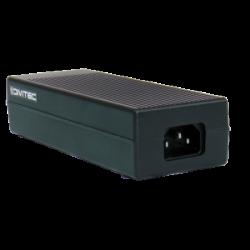 TSn-PoE 48 PoE инжектор 30Вт. Вход:100-240В (AC). Выход: 48B 0.7A.